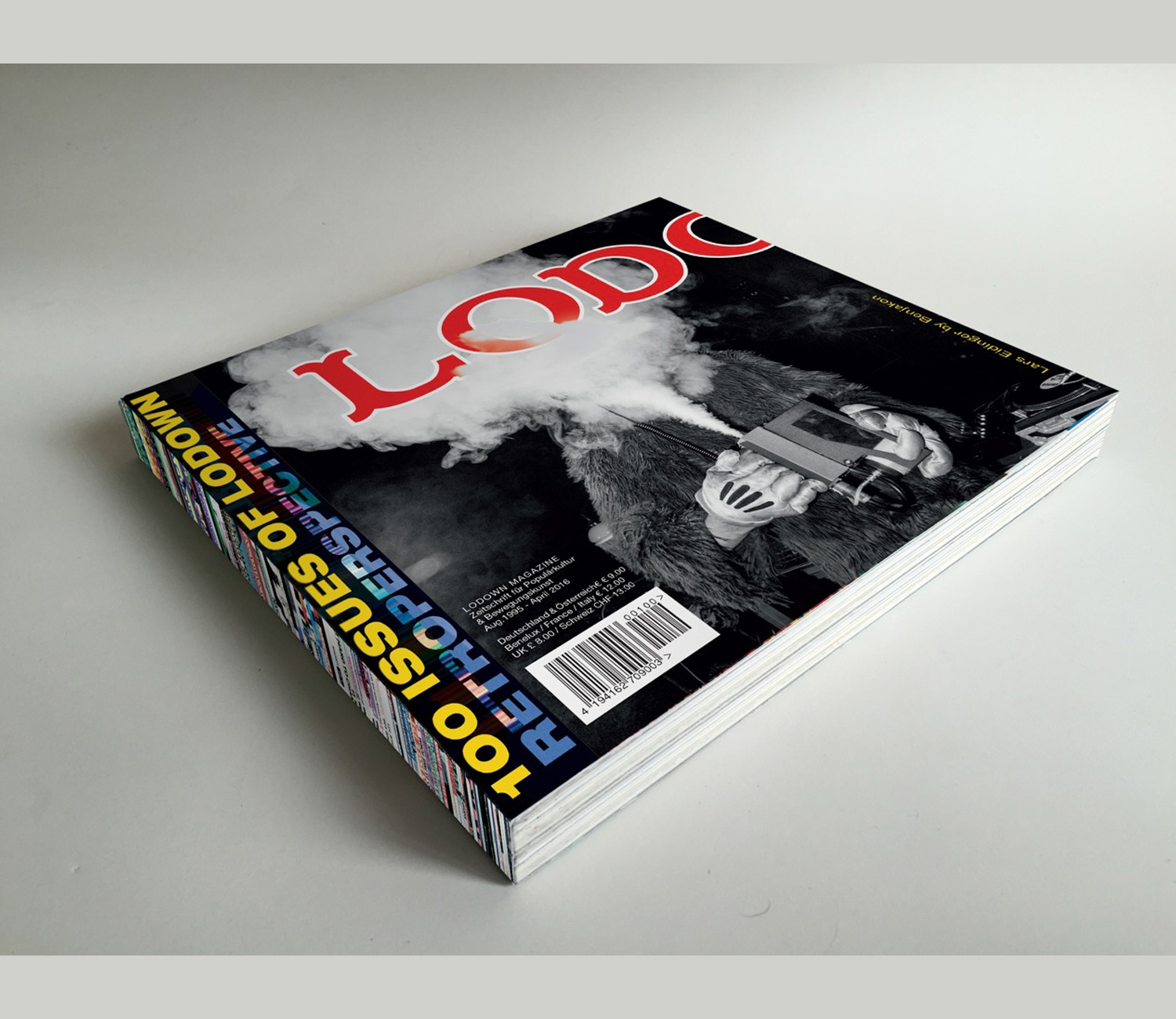 ISSUE #100