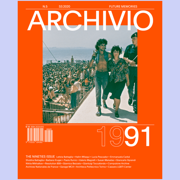 Issue 5: The Nineties Issue