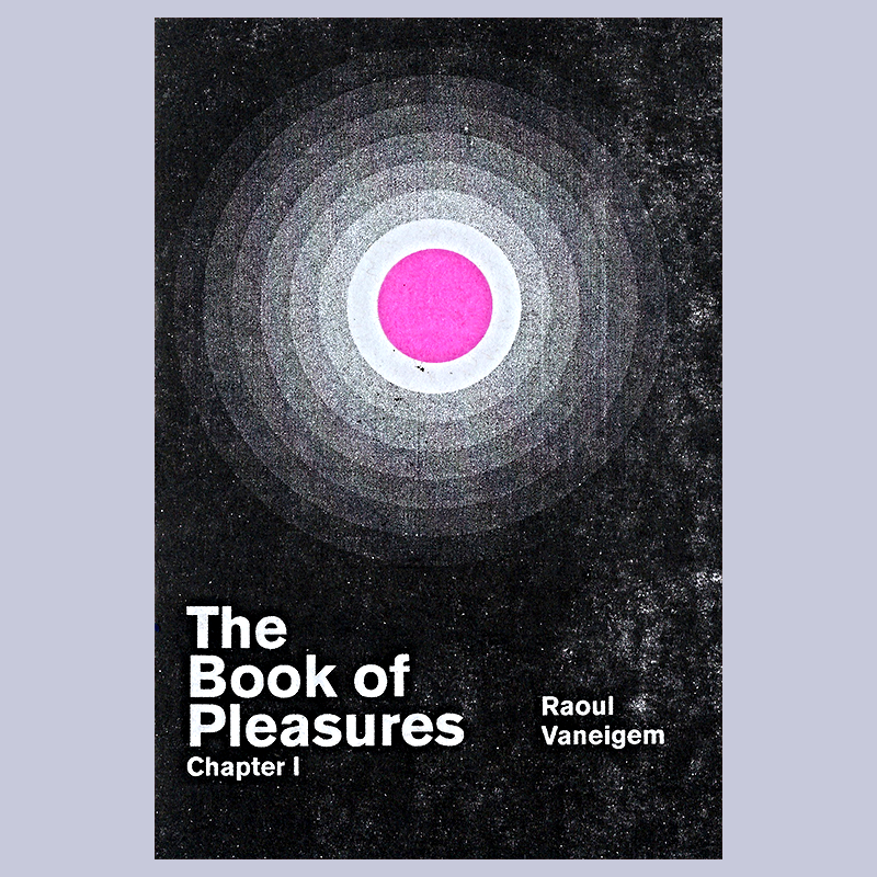 The Book of Pleasures - Chapter I
