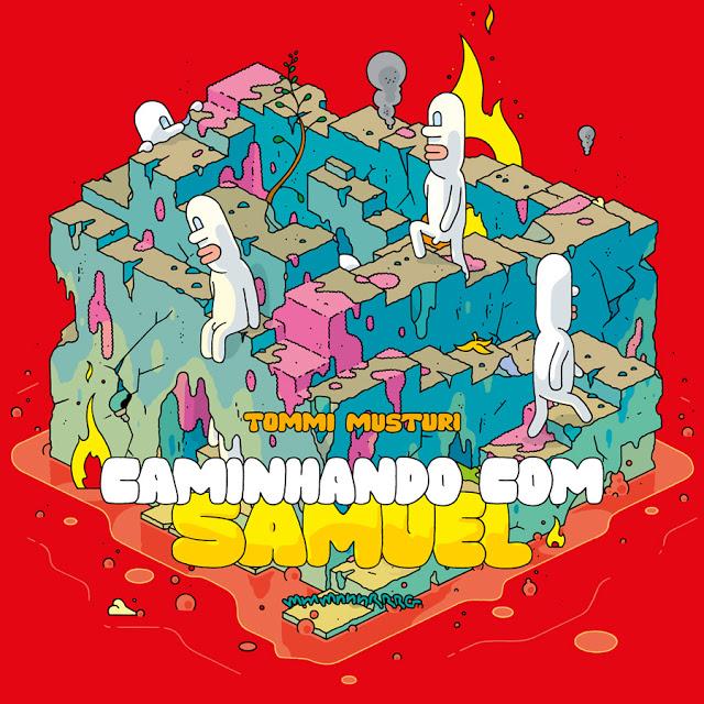 CAMINHANDO COM SAMUEL