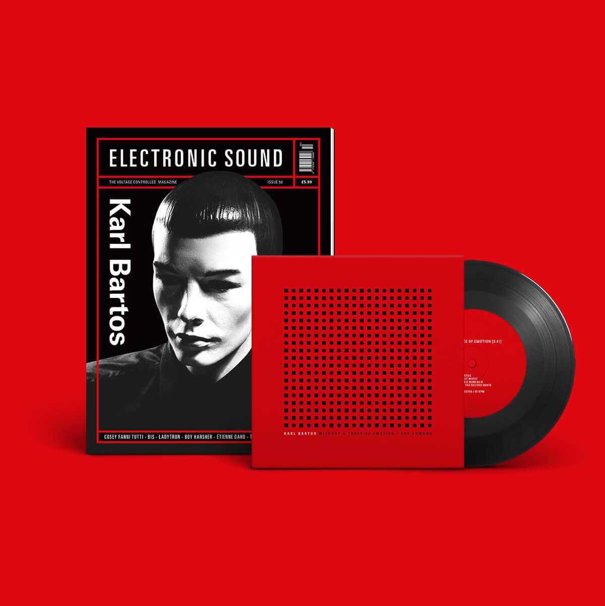 Issue 50 & Vinyl Bundle