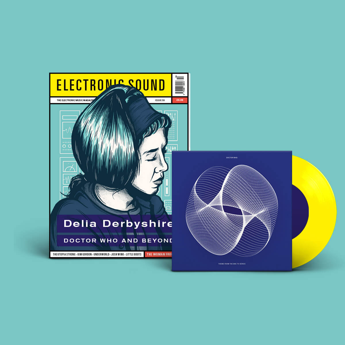 ISSUE 59 + Vinyl Bundle