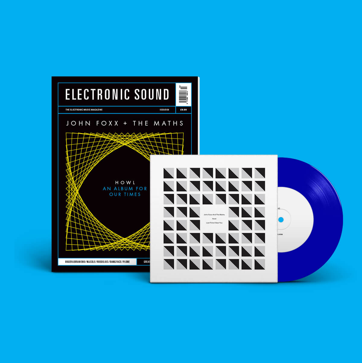 ISSUE 64 + Vinyl Bundle