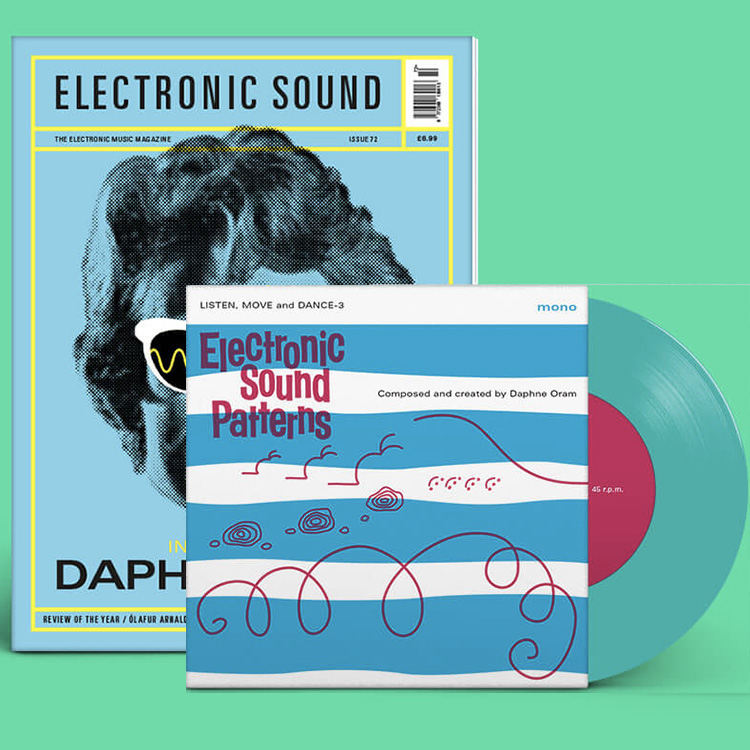 Issue 72 & Vinyl Bundle