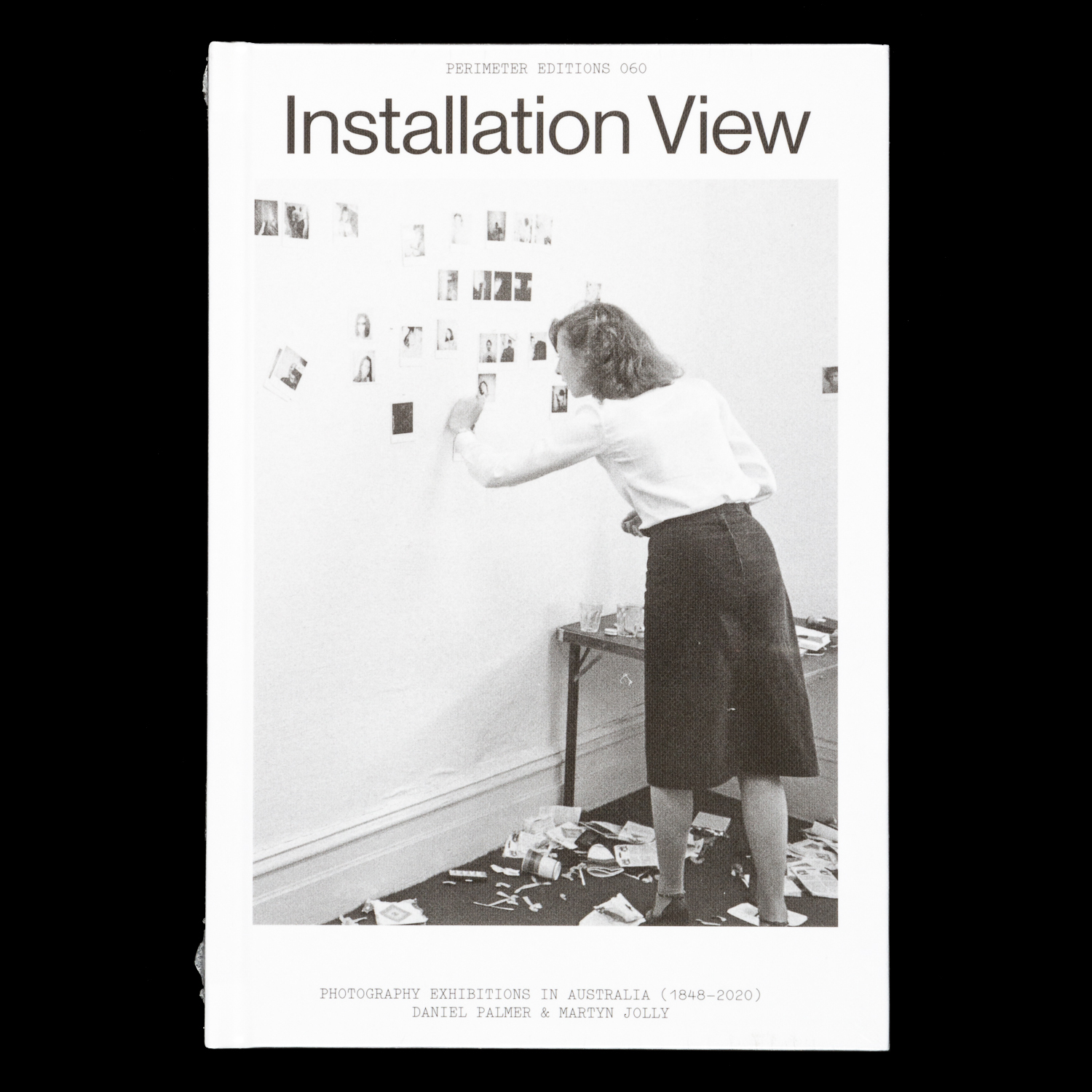 Installation View: Photography Exhibitions In Australia (1848-2020)