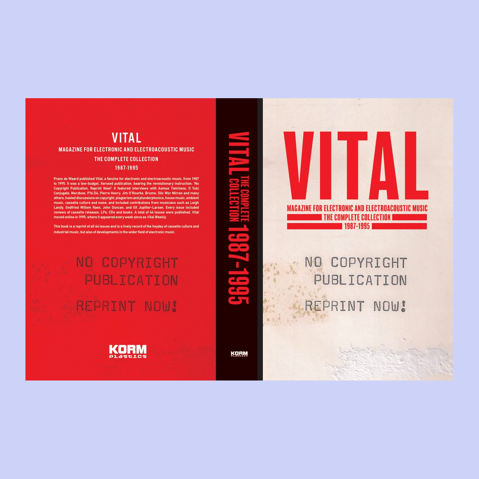 Vital - The Complete Collection 1987-1995