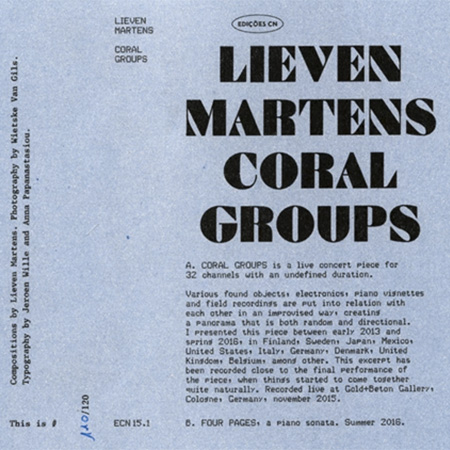 Coral Groups