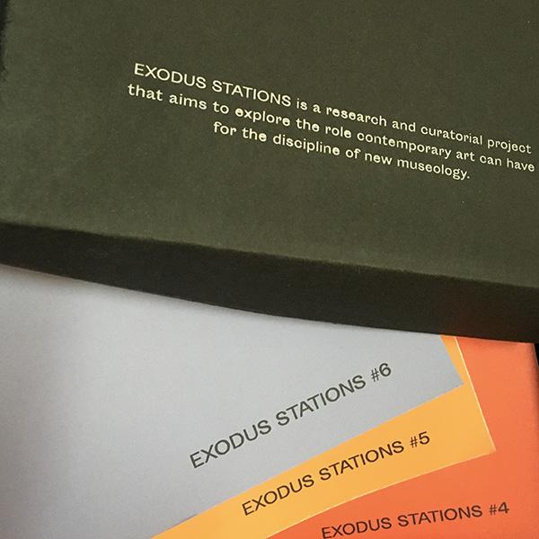 EXODUS STATIONS - Box