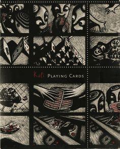 KALI. PLAYING CARDS