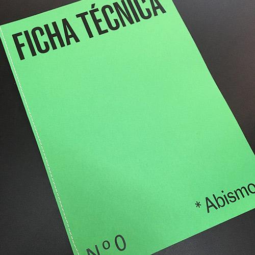 Nº0 - ABISMO