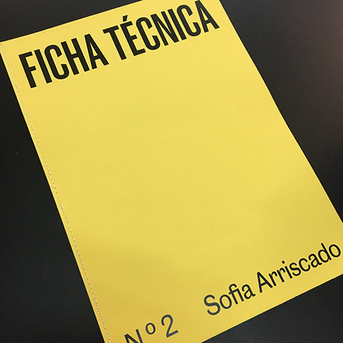 Nº2 - SOFIA ARRISCADO