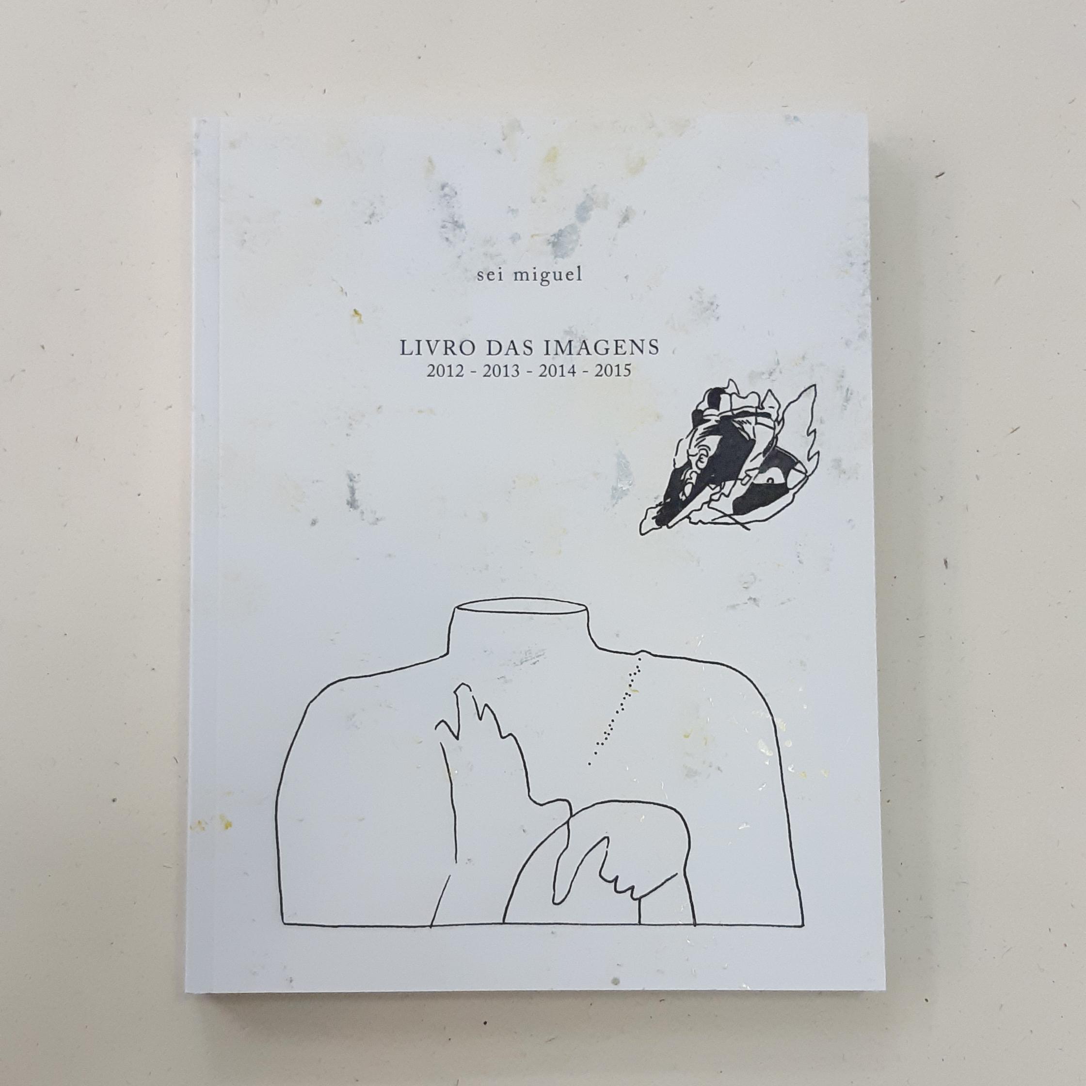 Livro das Imagens 2012 - 2013 - 2014 -2015