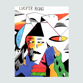 Lucifer Rising (Pantone)