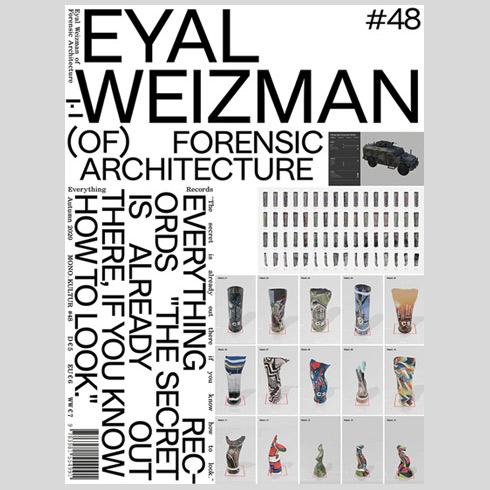 #48 EYAL WEIZMAN (Forensic Architecture)
