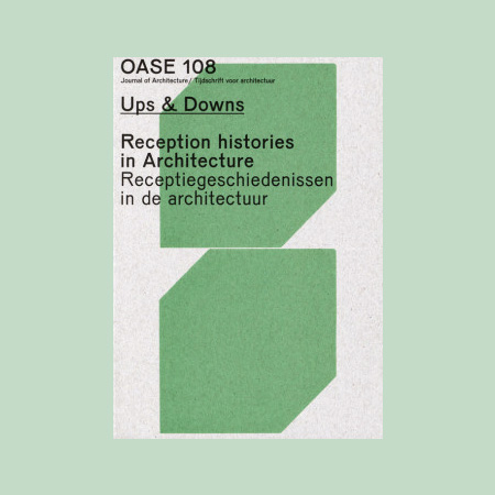 Ups & Downs - Reception Histories In Architecture