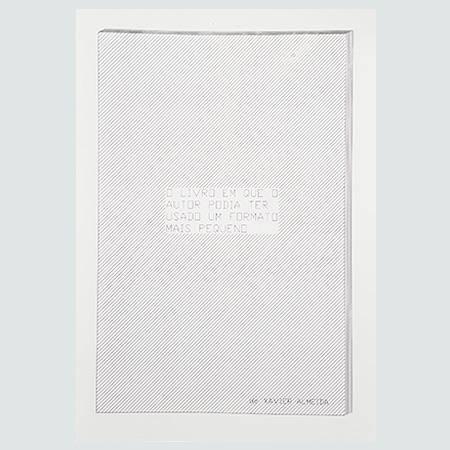 O Livro Em Que O Autor Podia Ter Usado Um Formato Mais Pequeno