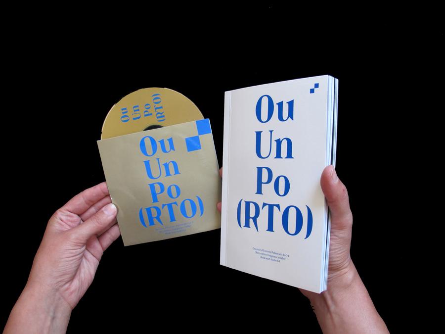 OUUNPO(RTO) Ouvroir D'Univers Potentiels Vol. 9