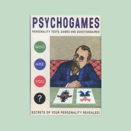 Psychogames (Reprint)