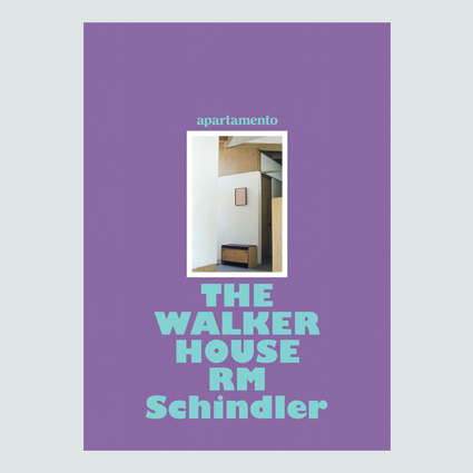 The Walker House, RM Schindler