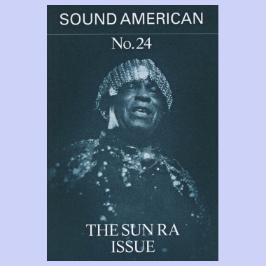 24 - The Sun Ra Issue