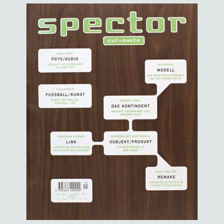 Spector cut+paste: #1–4