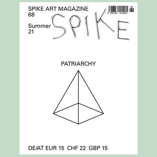 Spike #68 – Patriarchy