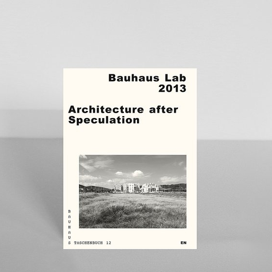 Taschenbuch 12 - Architecture After Speculation
