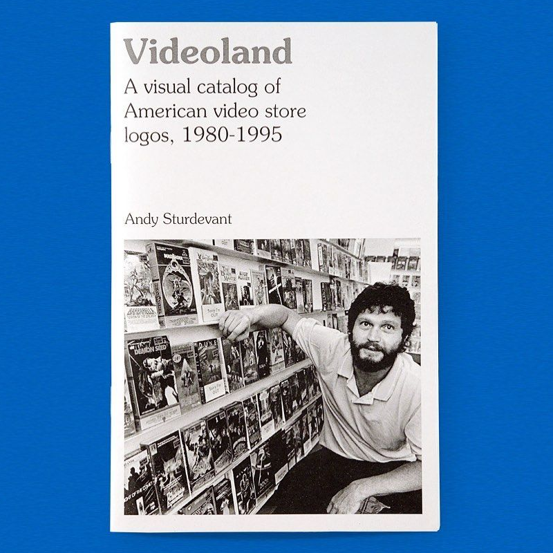 Videoland: A Visual Catalog Of America